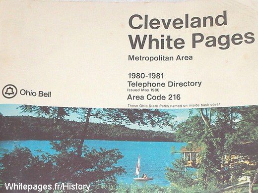 Cleveland White Pages