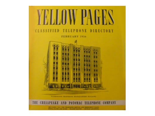 Chesapeake Yellow Pages