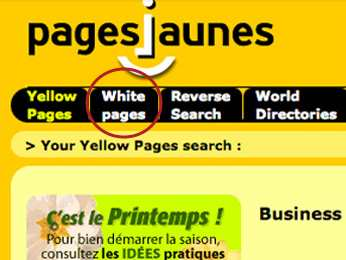 Pages Jaunes, once the directory of France Telecom